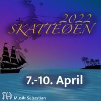 Skatteøen 8. april 2022 kl. 19.00