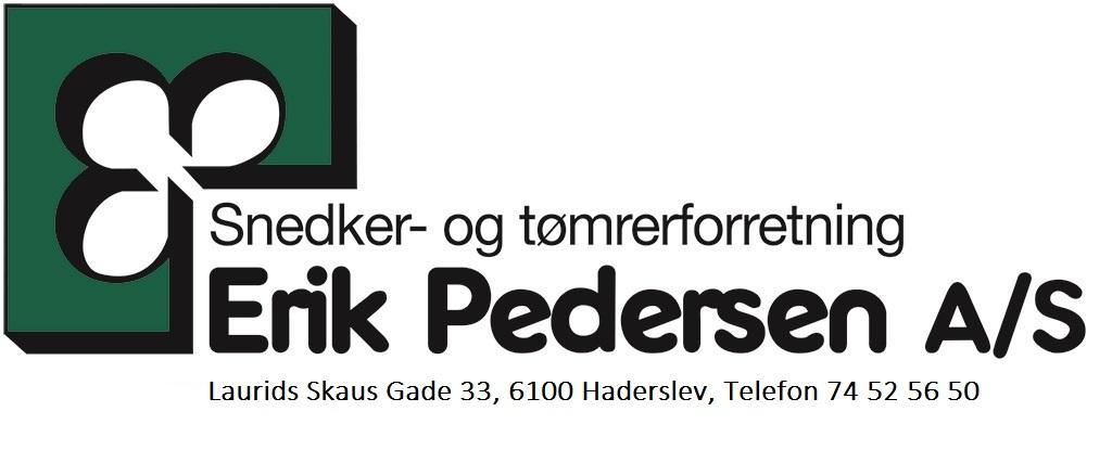 Erik Pedersen A/S