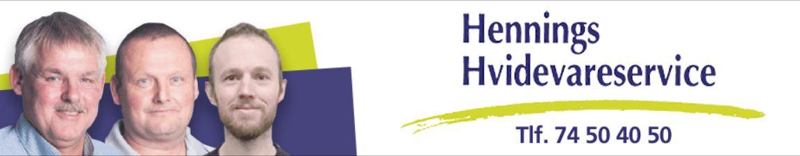 Hennings Hvidevareservice